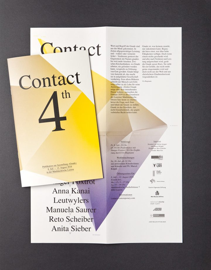 Contact 4th